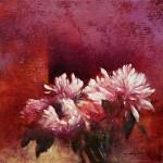 Flores - Óleo  Lienzo -50x50 cm - 1997