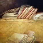 Memoria - Óleo  Lienzo - 60x73 cm - 1998
