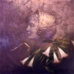 Retrato antiguo - Óleo  Lienzo - 50x50 cm - 2000