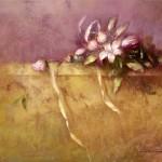 Flores - Óleo  Lienzo - 81x100 cm - 2002