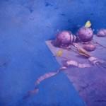 Entre el viento y el tiempo - Óleo  Lienzo - 81x100 cm - 2013