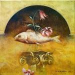 Metamorfosis - Óleo  Lienzo - 50x50 cm - 1992